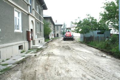 colonie asfalt