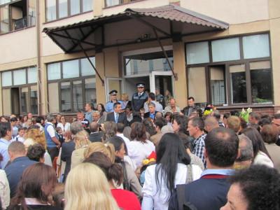 poze deschidere an scolar Scoala Take Ionescu 01