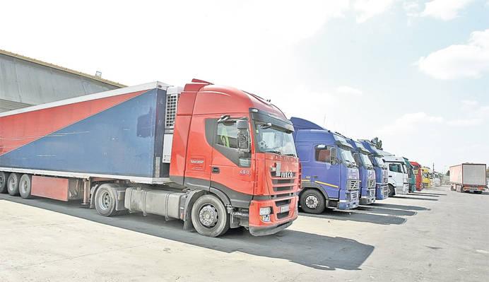 transport tir