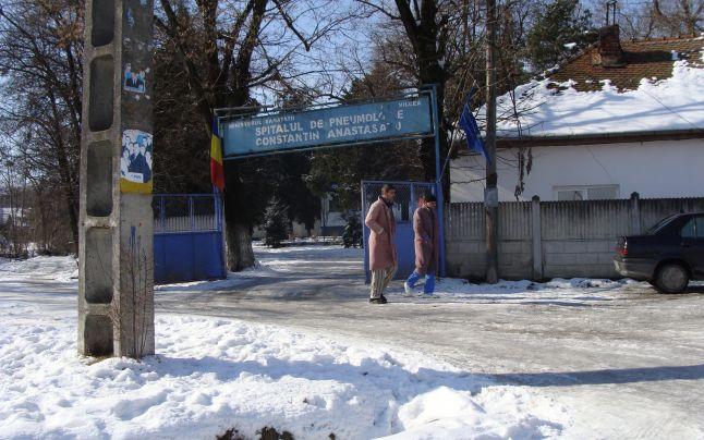 spital Mihaesti