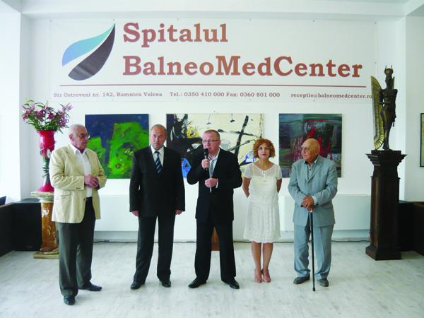 Inaugurare spital sofianu (1)