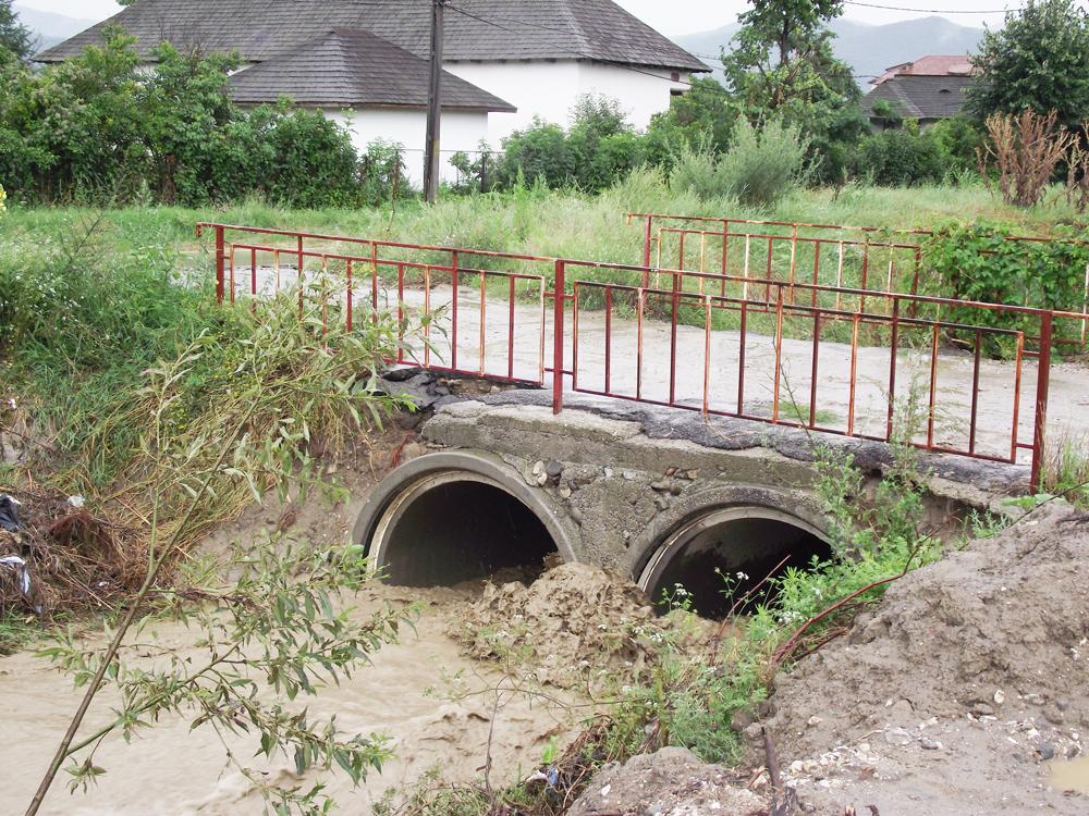 Inundatii Valea Bujorencii (2)