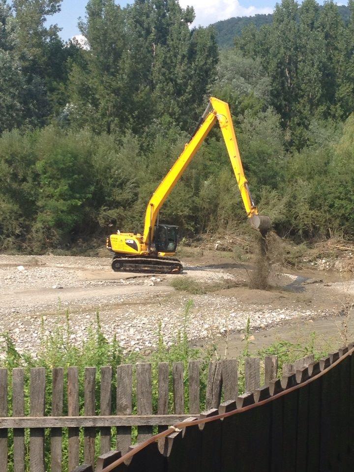 excavator ABA Olt