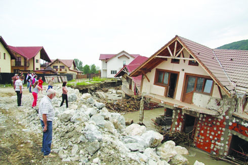 inundatii analiza