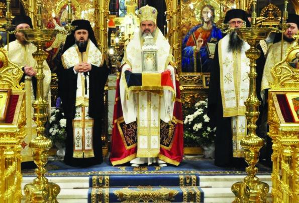 patriarhia romana Daniel