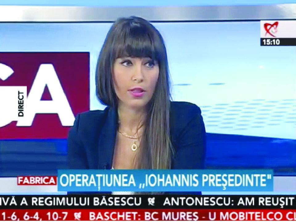 Catalina Stefanescu TV