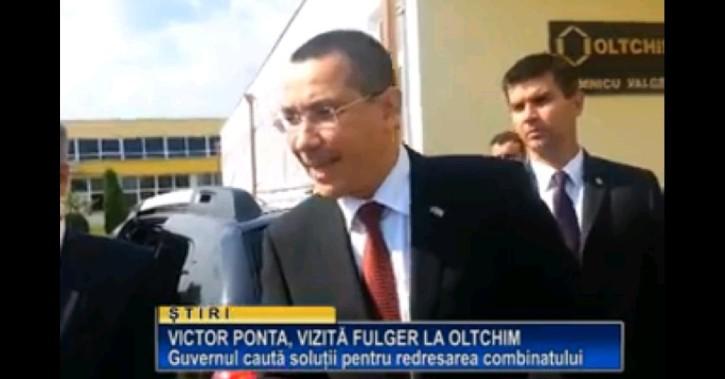 PSD Vâlcea nu-l susţine pe Victor Ponta!