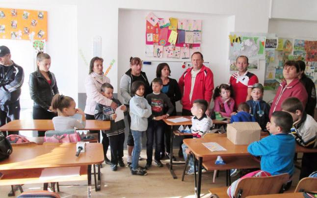 elevi scoala popesti
