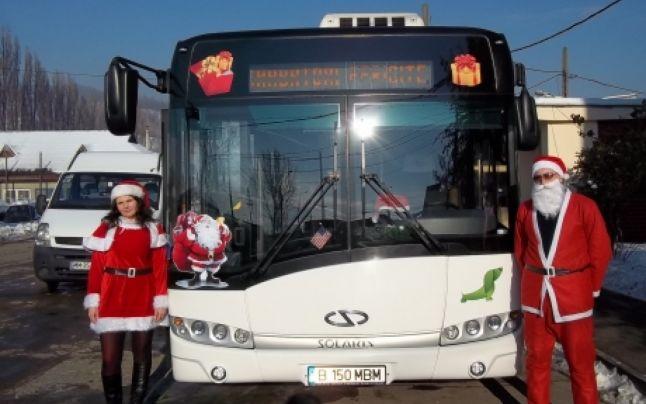 autobuz craciun eta