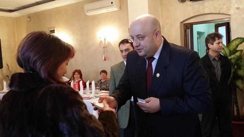 Costi Radulescu Martisor 2015