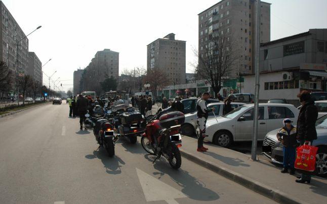 motociclisti campanie Politie