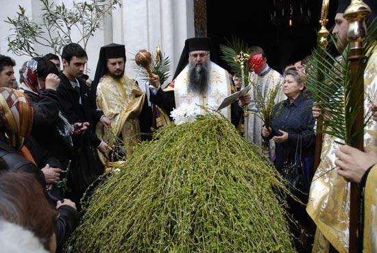 """Arhiepiscopia Râmnicului organizează """"Pelerinajul de Florii"""""""
