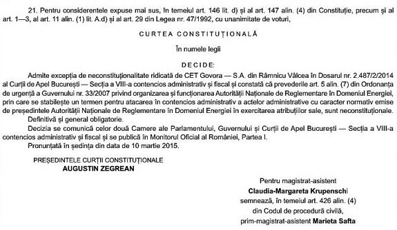 CET_Govora_proces_ANRE
