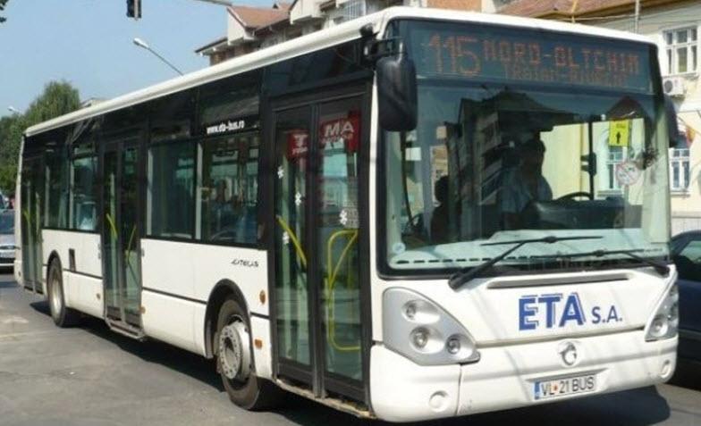 ETA autobuz