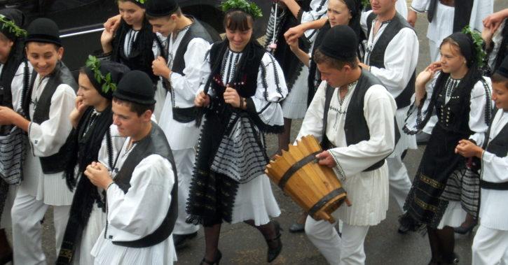 Lazăr Comănescu, la Festivalul păstoresc 'Învârtita Dorului': E un moment de bucurie sufletească, încărcat de spiritualitate