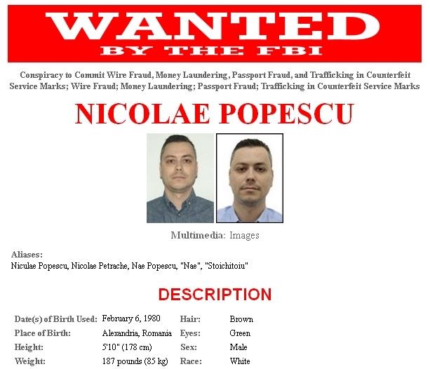 Nicolae Popescu hacker