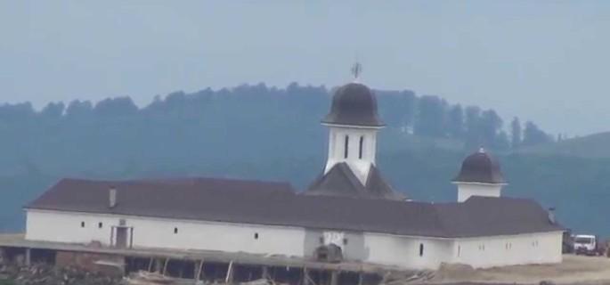 manastire Varful Romani