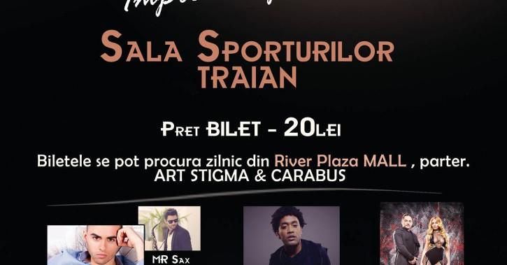 Concert caritabil la Sala Polivalentă din Râmnicu Vâlcea