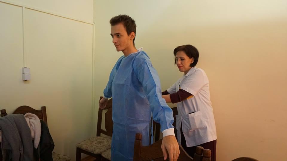 Pomana dr spital