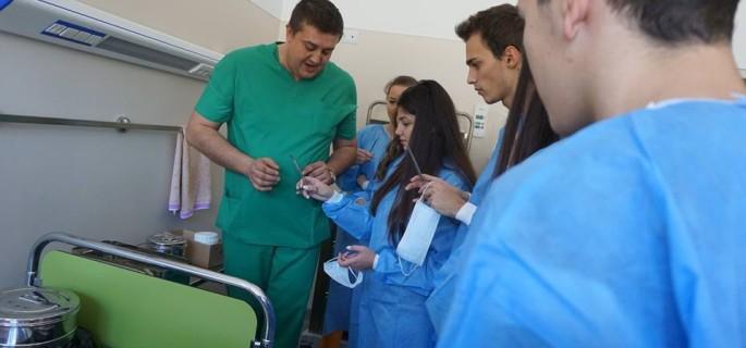 Ponoran spital tineri