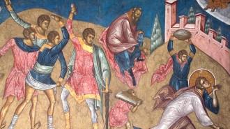 Sf. Stefan primul mucenic