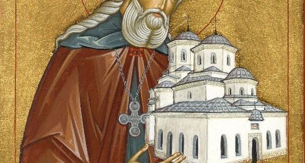 Sfantul Nicodim de la Tismana