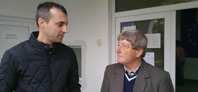 Tibi Pirnau Mihai Ionescu Cernisoara