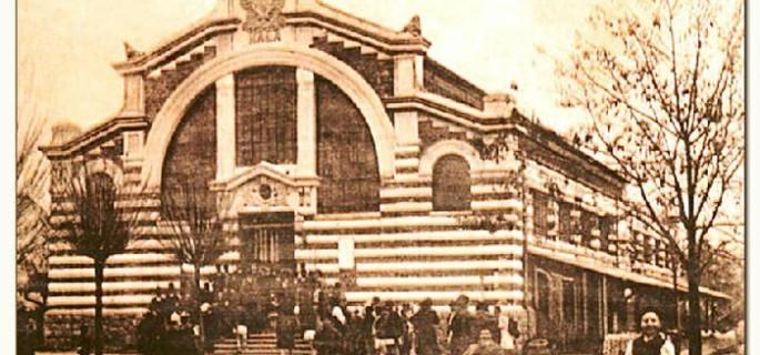 Cum şi când s-a construit Hala din Piaţa Centrală | Ziarul de Vâlcea