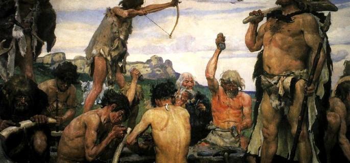 mezolitic primitivi