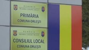 Primarul din Orlești, Constantin Cîrstina, continuă lucrările în satele Scaioși și Aurești, la alimentarea cu apă și canalizare