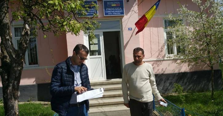 A PROMIS,  A FĂCUT! Realizările primarului Rusie Mihai în comuna Sinești, mandatul 2012-2016!