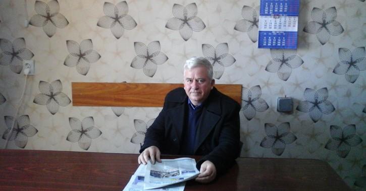 Primarul comunei Dănicei, Dumitru Pirneci, a finalizat licitaţia la proiectul de înfiinţare a reţelei de canalizare în 5 sate