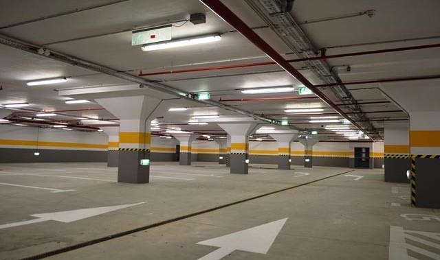Parcare subterană de 200 de locuri în centrul municipiului Rm. Vâlcea, cu acces gratuit timp de cinci ani