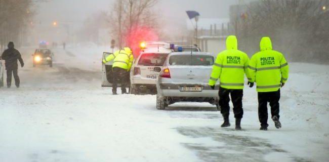 politisti-iarna