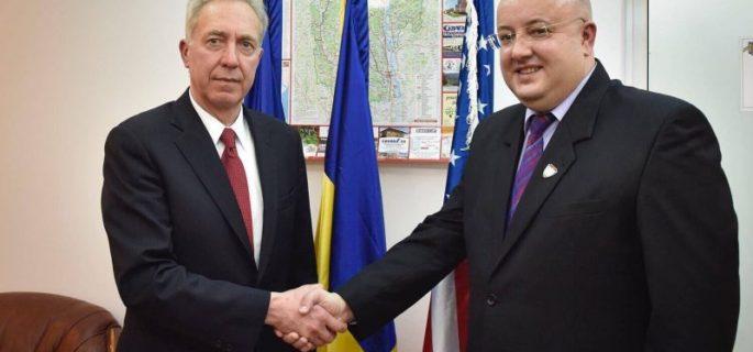 Constantin Radulescu ambasador SUA