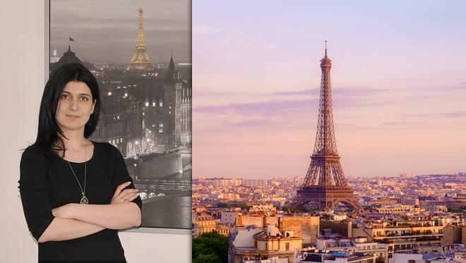 """Florentina Cocoș, o vâlceancă de succes la Paris: """"Nu am uitat și nu o să uit niciodată că în mine bate o inimă de român"""""""