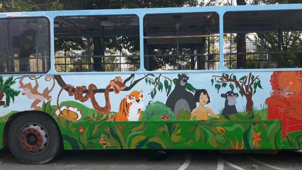 Autobuzul Copilariei - 2
