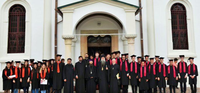 seminar festivitate absolvire