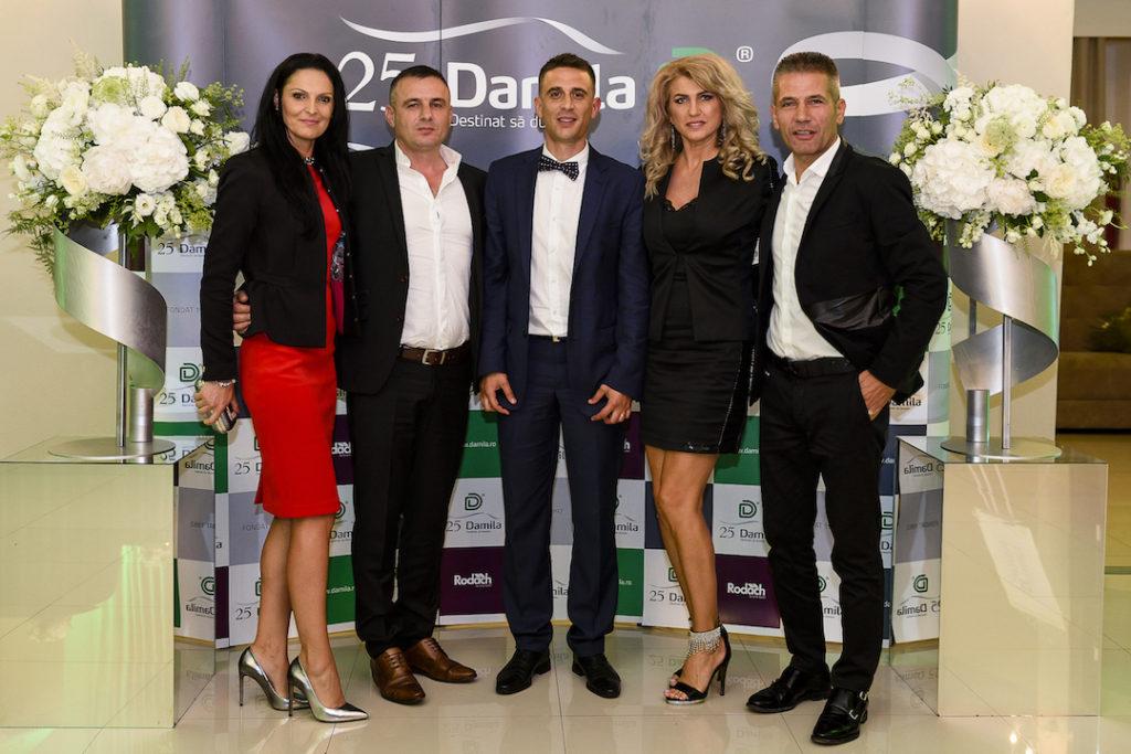 14_Reprezentantii Damila si dezvoltatorii imobiliari Romeo Iliescu si Florin Cioaca