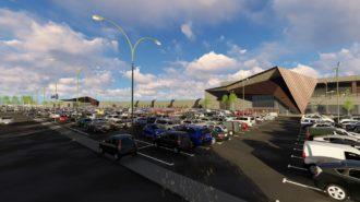 Foto Shopping City Ramnicu Valcea
