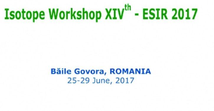 Workshop Internaţional la Vâlcea, organizat de ICSI