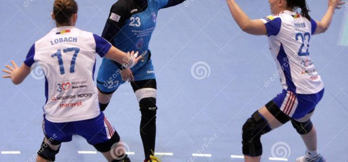 iryna-glibko-handball-players-pictured-action-romanian-league-game-csm-bucharest-hcm-baia-mare-csm-won-51044534