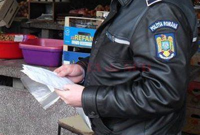 Amenzi in Complexul Dovali de peste 40.000 de lei aplicate de polițiștii de investigare a criminalității economice