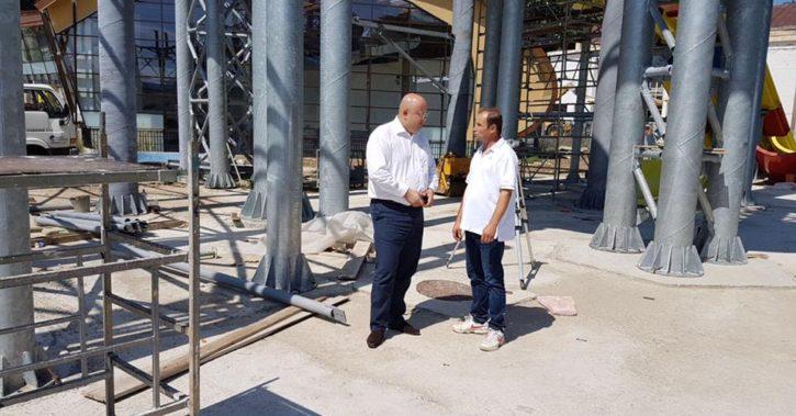 Constantin Radulescu: Parc acvatic și centru de relaxare la Călimănești!