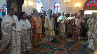 Ruse biserica sfintire