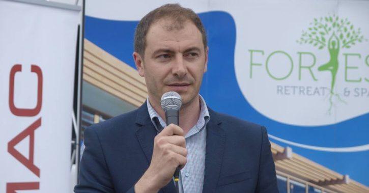 Primarul Mugur Marcoianu a obtinut finantare pentru primul proiect european din istoria comunei Maciuca!