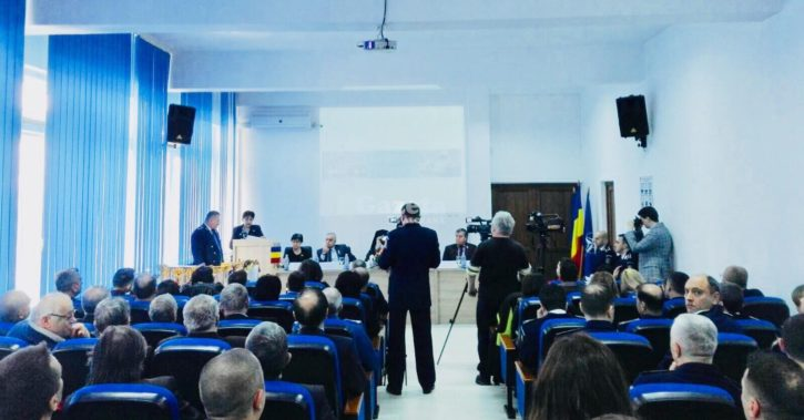 Citeste AICI numele politistilor valceni avansati in grad de Ziua Politiei