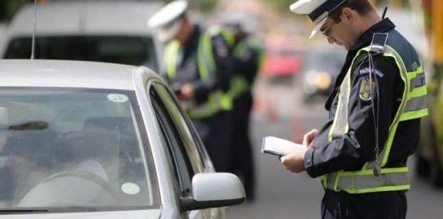 politisti circulatie amenzi