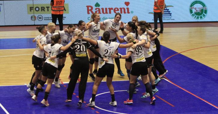 SCM Râmnicu Vâlcea a ajuns la 11 victorii în Liga Națională după un meci greu cu CSM Slatina