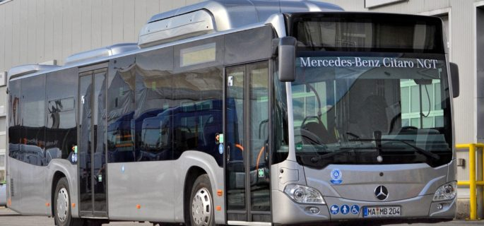 Mercedes Citaro